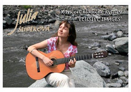 Koncert klasické kytary